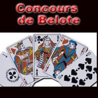 concours de belote - ASC
